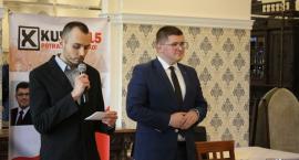 Tomasz Rzymkowski przyjechał do Łowicza